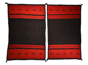 Classic Navajo Dress  Panels : Historic : PC 161 - Getzwiller's Nizhoni Ranch Gallery