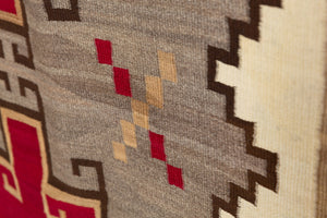 JB Moore Navajo Weaving : Historic : PC 116 - Getzwiller's Nizhoni Ranch Gallery