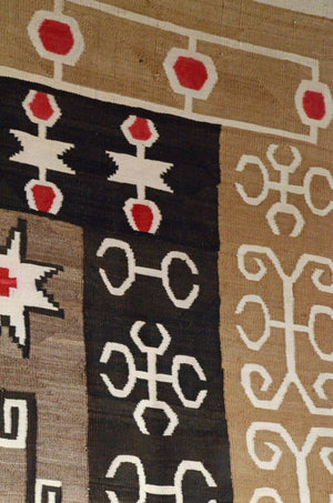 Bistie Navajo Rug : Historic : PC 282 - Getzwiller's Nizhoni Ranch Gallery