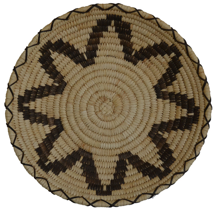 Native American Basket : Papago Wicker : Basket 30