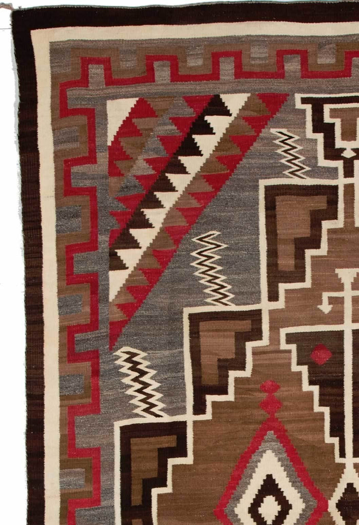 Crystal Navajo Weaving : Historic : GHT 812 - Getzwiller's Nizhoni Ranch Gallery