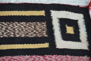 Antique Twill single saddle blanket