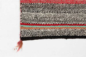 Twill Saddle Blanket : Historic : GHT 2175 - Getzwiller's Nizhoni Ranch Gallery