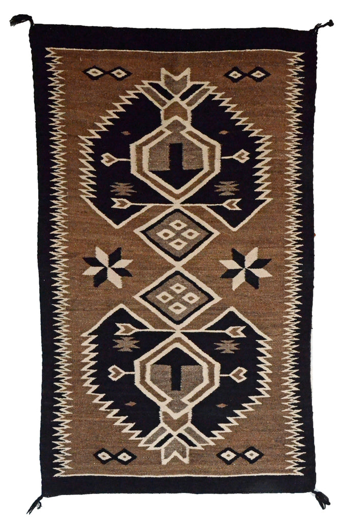 Bistie Navajo Weaving : Historic : GHT 2308 - Getzwiller's Nizhoni Ranch Gallery