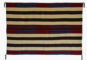 2nd Phase Navajo Chief Blanket : Julia Upshaw : Churro 1562 - Getzwiller's Nizhoni Ranch Gallery