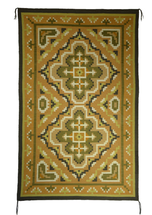 natural dyed Navajo rug for sale
