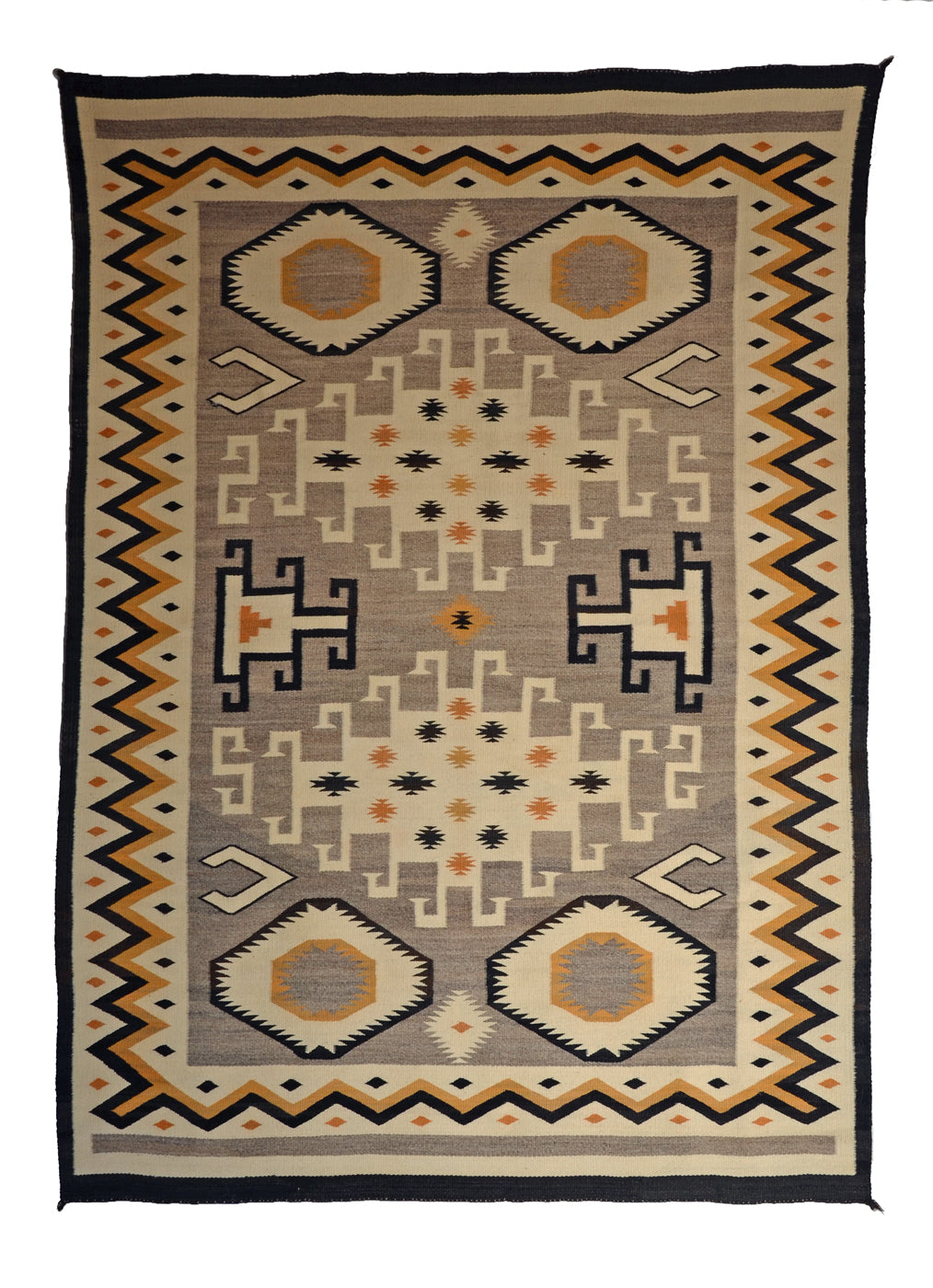 Crystal Navajo Rug : Historic : GHT 2313 - Getzwiller's Nizhoni Ranch Gallery