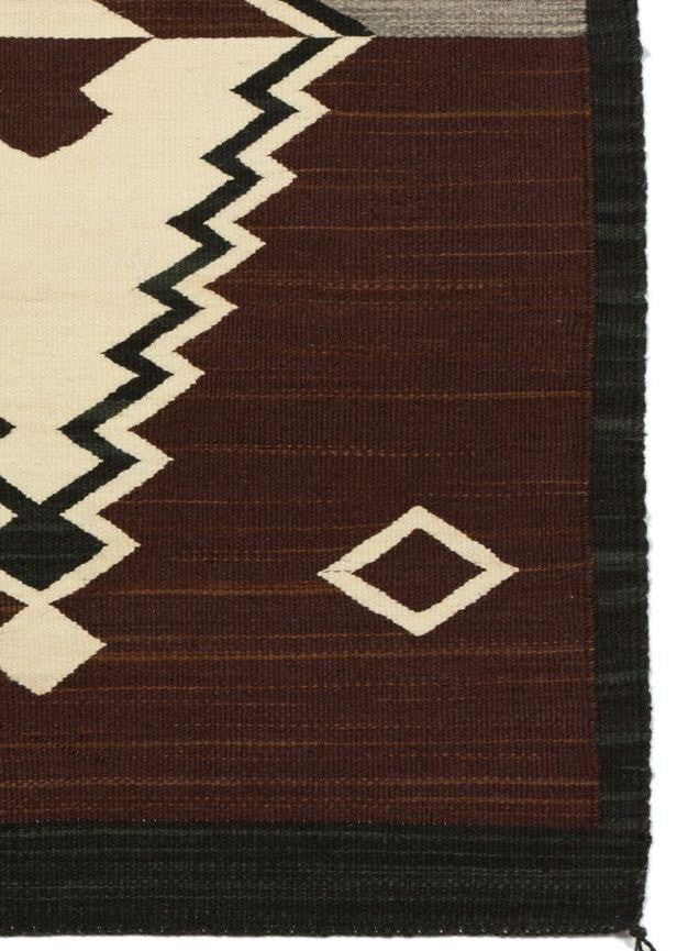 Navajo Double Saddle Blanket : GH : Churro 1511 - Getzwiller's Nizhoni Ranch Gallery