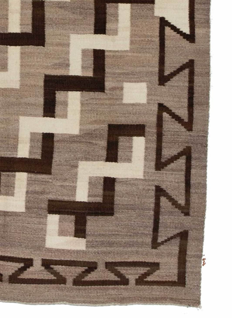 Crystal Navajo Weaving : Historic : GHT 519 - Getzwiller's Nizhoni Ranch Gallery