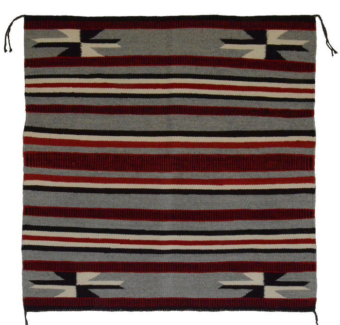 Navajo Saddle Blanket - Single : Lorena Yazzie : Nizhoni Ranch Gallery : SG 11