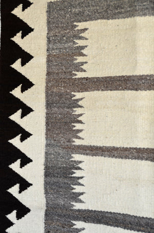 Navajo Saddle Blanket - Double : Nizhoni Ranch Gallery : SG 36 - Getzwiller's Nizhoni Ranch Gallery