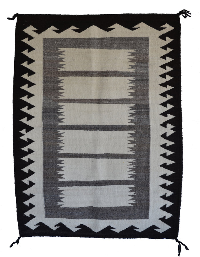 Navajo Saddle Blanket - Double : Nizhoni Ranch Gallery : SG 36