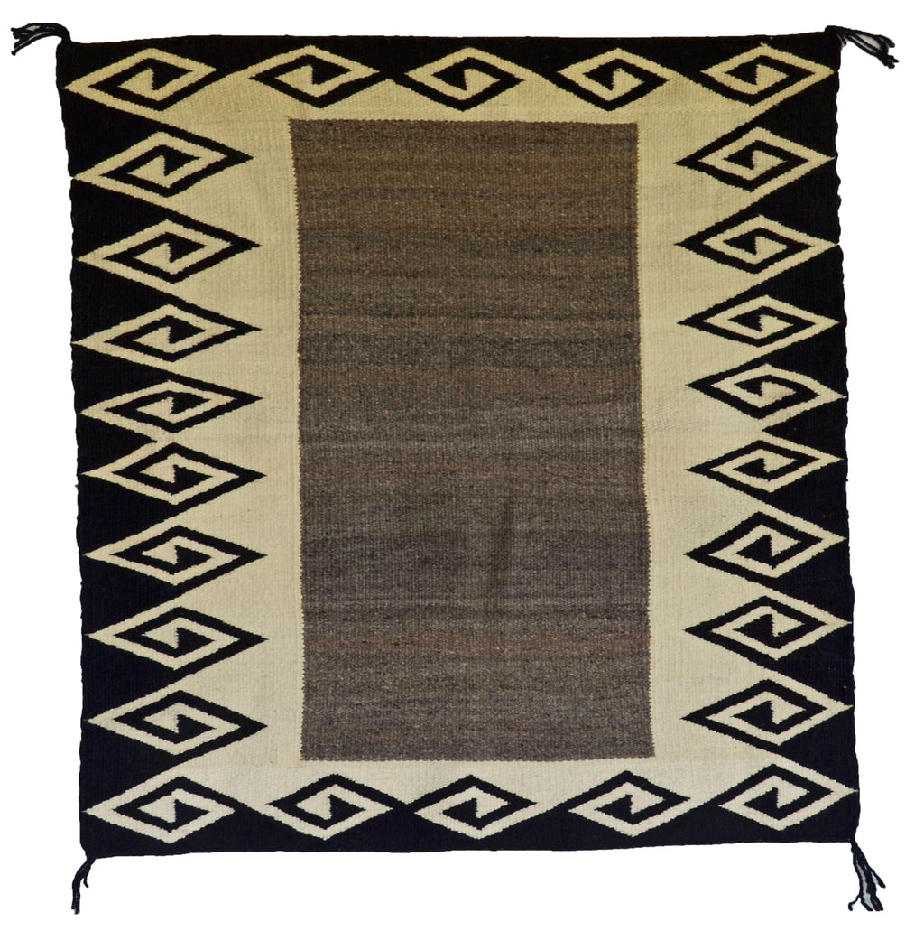 "Navajo Saddle Blanket - Single : SG 41 : 31"" x 32"""