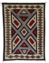Crystal Navajo Weaving : Historic : GHT 525