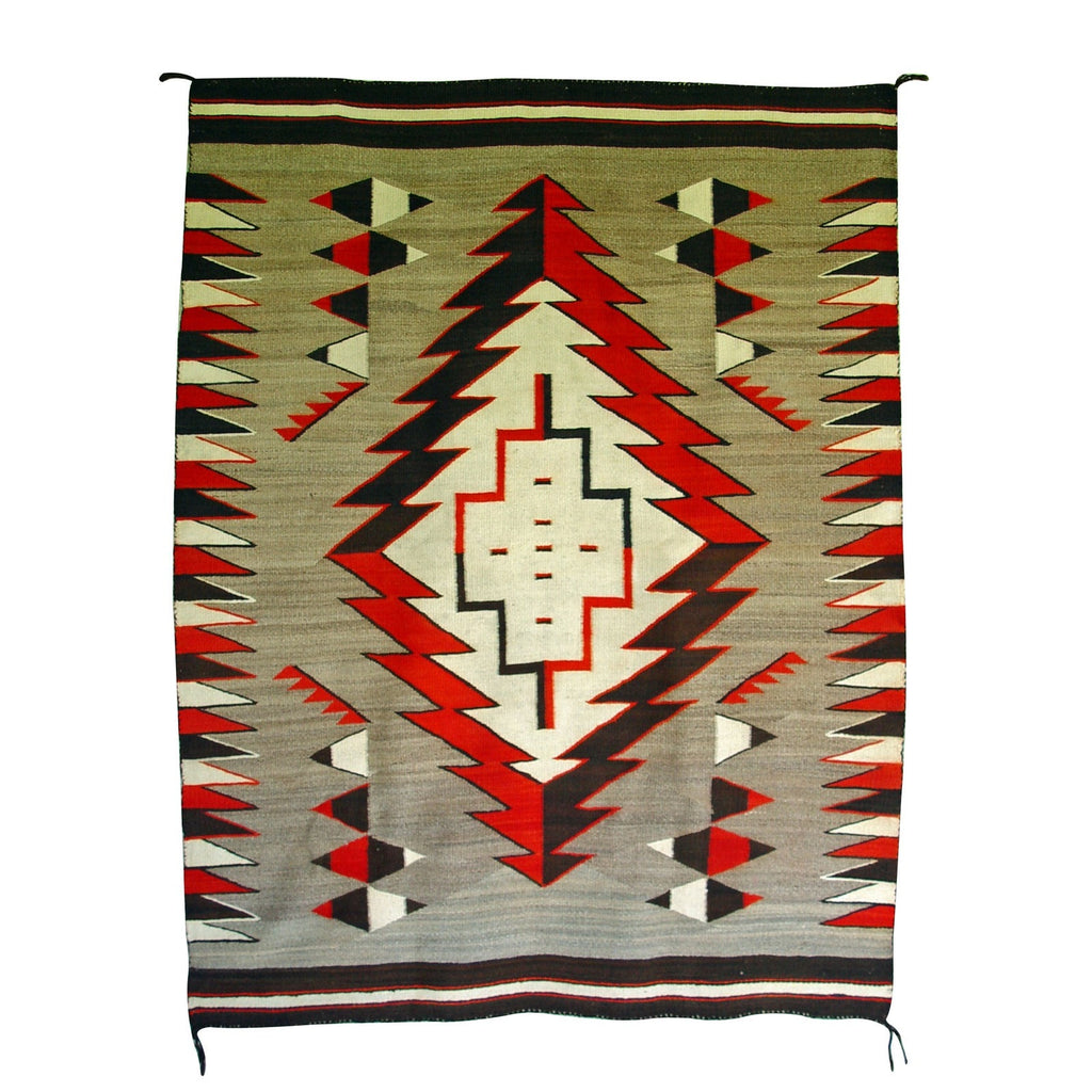 Crystal Navajo Weaving : Historic : GHT 2178 - Crystal - Historic Collection- Getzwiller's Nizhoni Ranch Gallery - NavajoRug.com