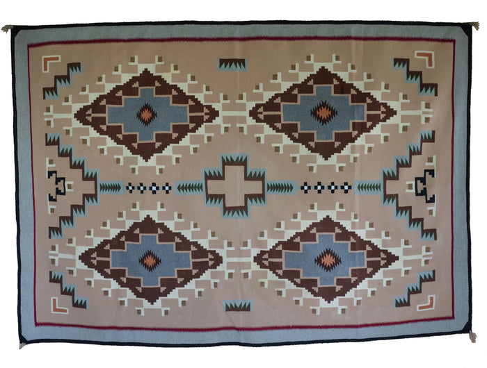 Beclabito Navajo Weaving : Historic : GHT 94