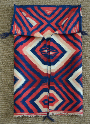Historic Navajo Baby Blanket: Classic period : GHT 2300 - Getzwiller's Nizhoni Ranch Gallery
