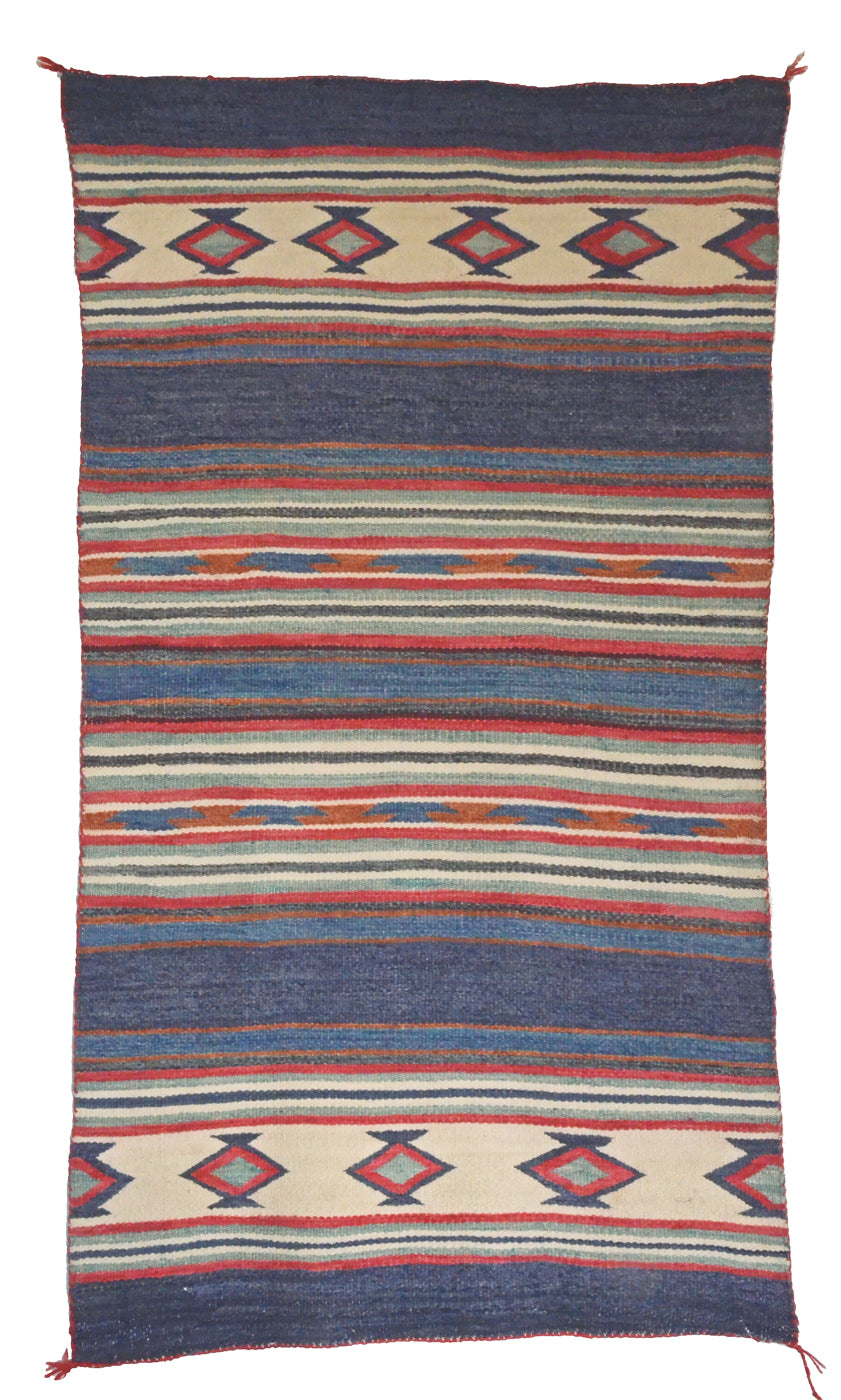 Antique Chinle Navajo Weaving : GHT 2305 - Getzwiller's Nizhoni Ranch Gallery