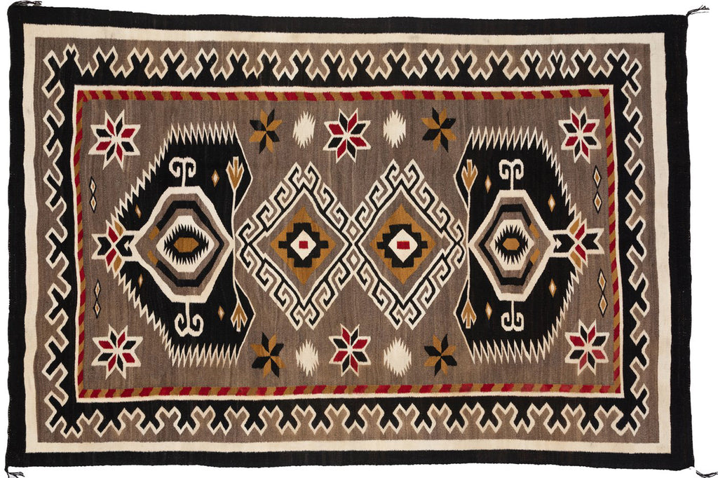 Bistie Navajo Weaving : Historic : PC 100
