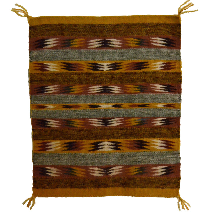 Miniature Crystal Navajo Tapestry : PC 237