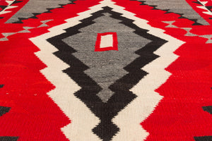 JB Moore Plate XX Navajo Weaving : Historic : PC 108 - Getzwiller's Nizhoni Ranch Gallery