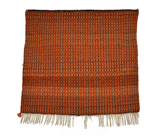 Navajo Twill Single Saddle Blanket