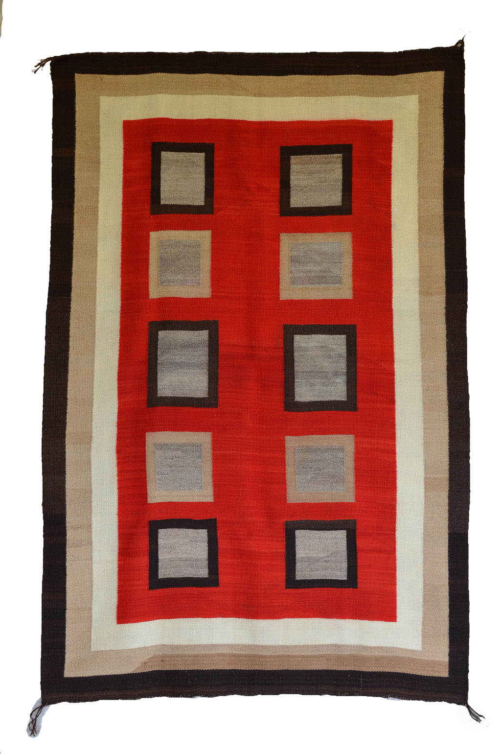 Transitional Navajo Blanket for sale