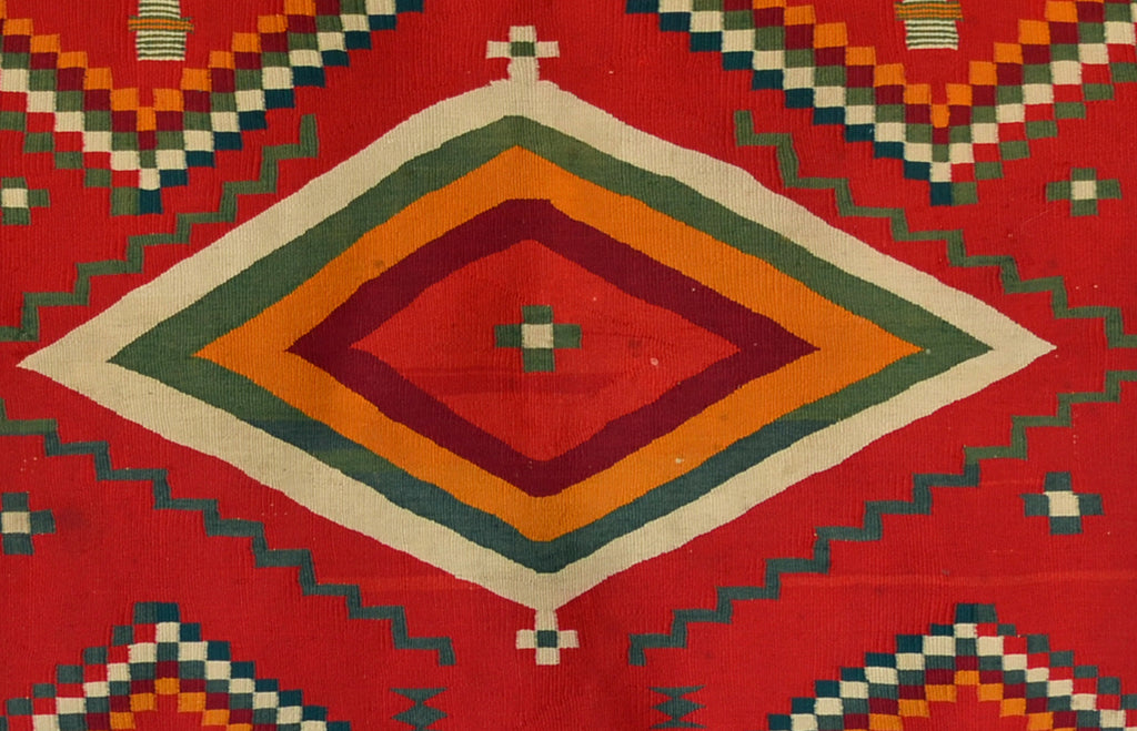 Historic Navajo Rug For Sale