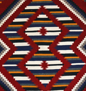 "Navajo Chief Variant : Ruby Watchman : 3377 : 20"" x 30"" - Getzwiller's Nizhoni Ranch Gallery"
