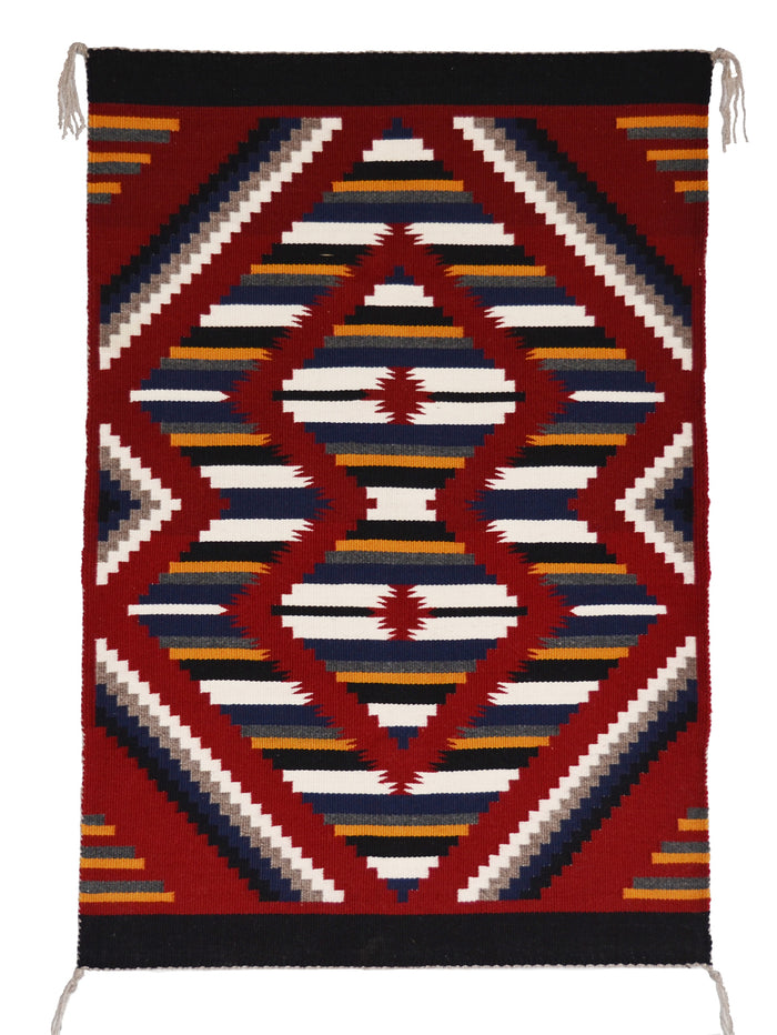"Navajo Chief Variant : Ruby Watchman : 3377 : 20"" x 30"""