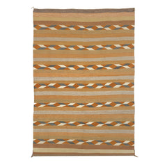 Crystal Navajo Weaving: Grace Brown : B-18