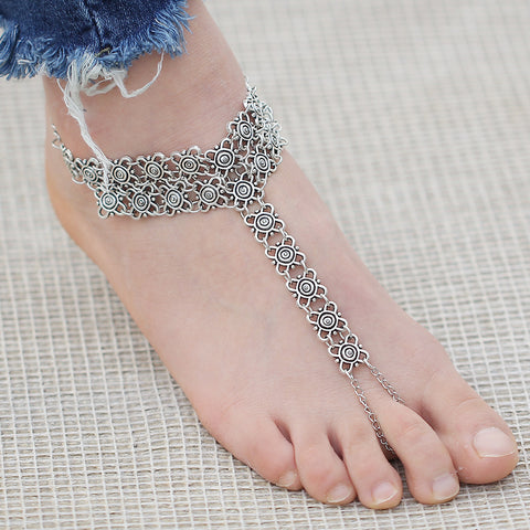Ankle Bracelet  foot sandals