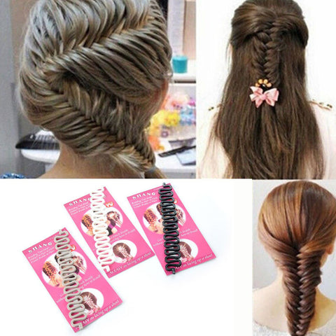 1pc Hair Accessories With Hook Twist Styling Maker