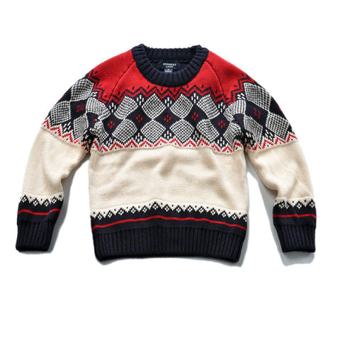 knitted pullover sweaters kids