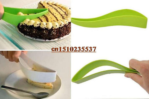Small cake Slice Knife Kitchen Gadget cake cutter tools Cooking tools