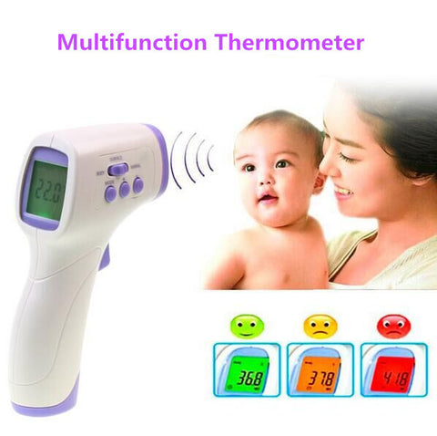 infrared Accurate Infant thermometers Baby adult care LCD electronic Ears Thermometers