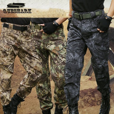 Men Military Outdoors City Tactical Pants Hunting Camouflage pants