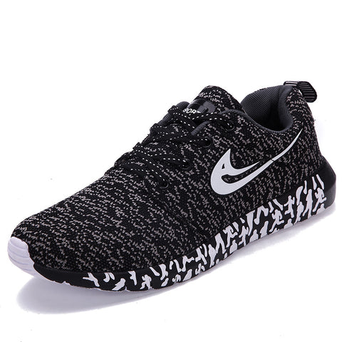 fashion jogging sneakers for woman and man Autumn  flat walking trend shoes