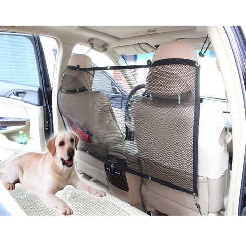 Adjustable install Car Pet Dog Safety obstacles Pet protection Pet travel goods FG