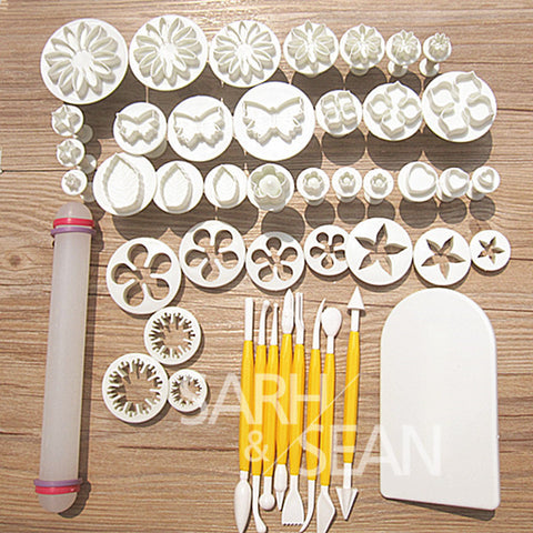 Baking Cake Decorating 15 types/set