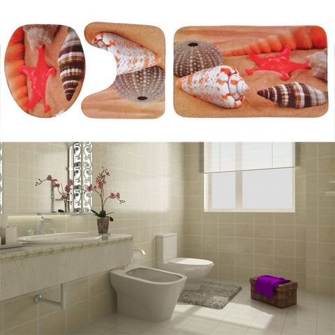 3 Piece Bathroom Set