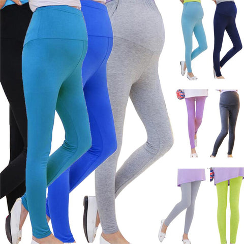 High Waist Maternity Pants 2 Sizes and Several Colors