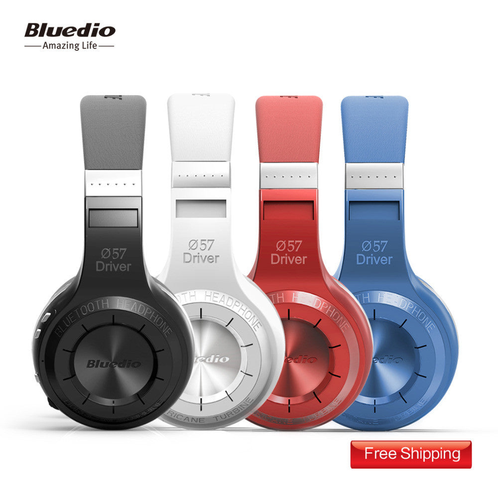 Bluedio HT (shooting Brake) Wireless Bluetooth 4.1 Stereo Headphones