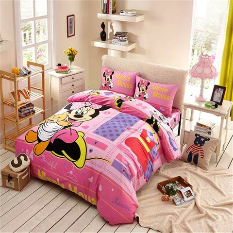 Purple And Pink Bedding