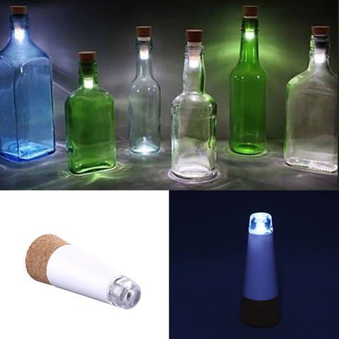 USB Power Bright Rechargeable Cork Light