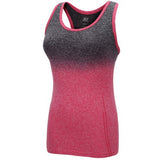 Yoga Running Elastic Breathable Fitness Shirt Vest