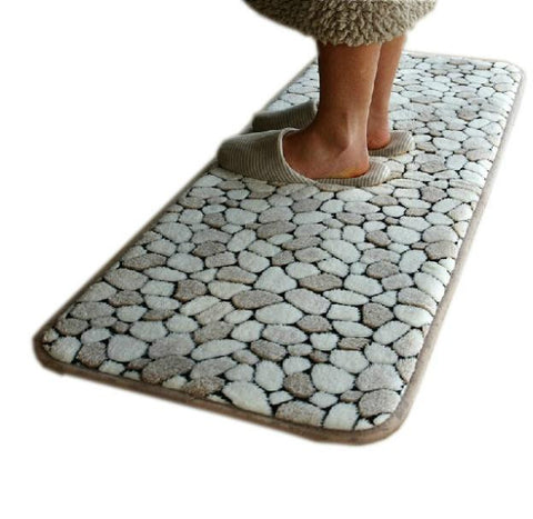 Bathroom kitchen rugs living room bedside carpet footcloth free shipping