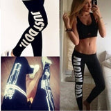 YOGA pants & capris Running sport women pants fitness calca discoteca trousers Fitness breeches women's clothing plus size D10