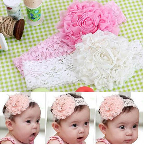 Headwear Hair Band Toddler hair accessories children hair ornament 3 Colors 006