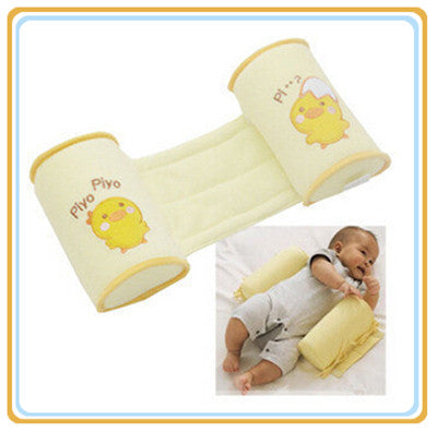 anti roll pillow  positioner Cotton orthopedic memory foam